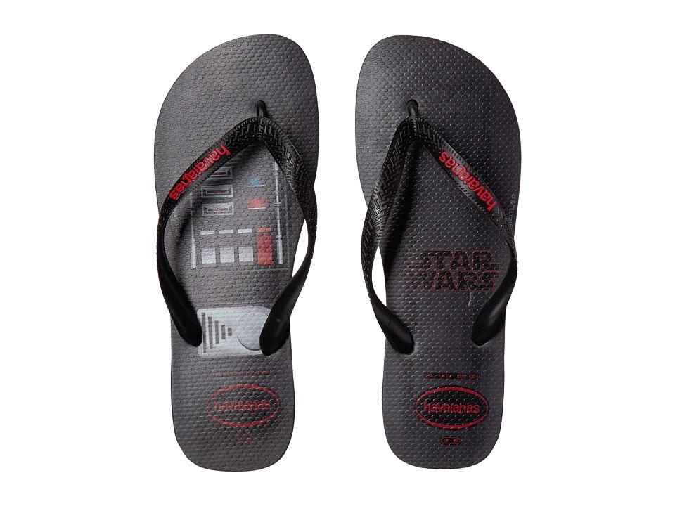 Havaianas - Star Wars Sandal (Black) Men's Sandals