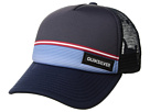 Quiksilver Kids Stripe Stare Trucker Hat (Big Kids)