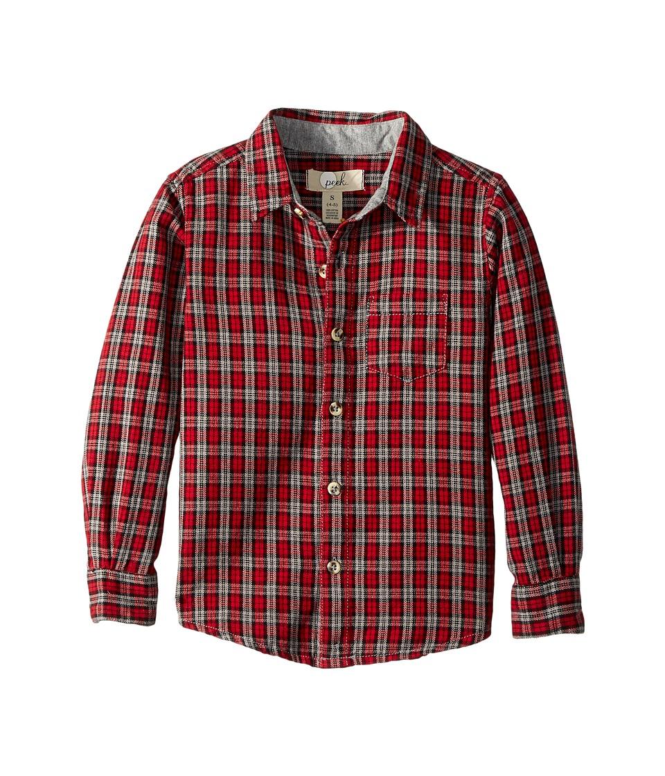 PEEK - Eddie Plaid Shirt
