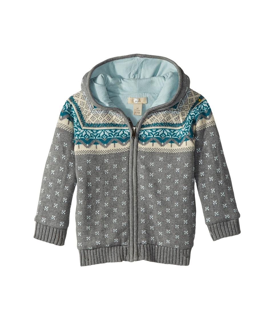 PEEK - Fair Isle Zip Sweater