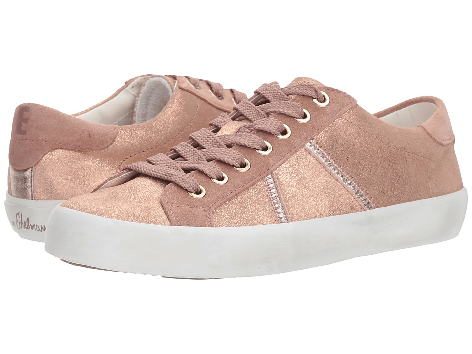 Sam Edelman - Baylee (Blush/Dusty Rose Shimmer Suede Leather/Velutto Suede Leather) Womens Shoes