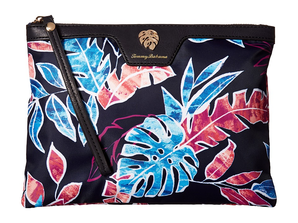 Tommy Bahama Siesta Key Wet Bikini Bag (Rainforest Party) Handbags