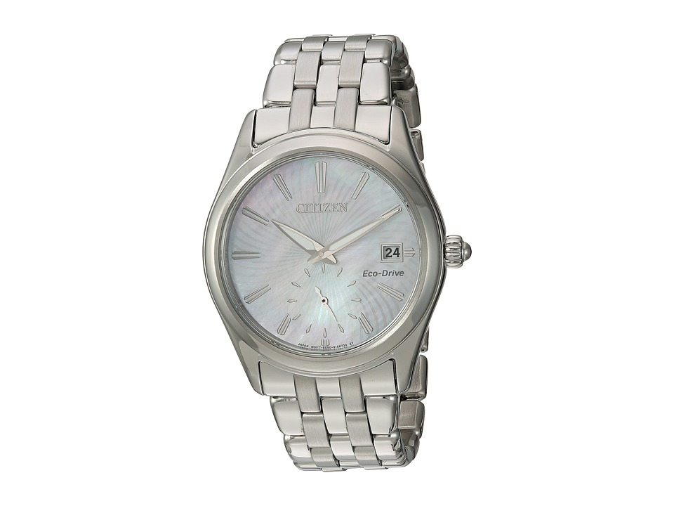 Citizen Watches - EV1030-57D Eco-Drive (Silver-Tone) Watches