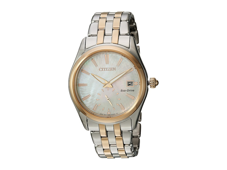 Citizen Watches - EV1036-51Y Eco-Drive (Two-Tone) Watches