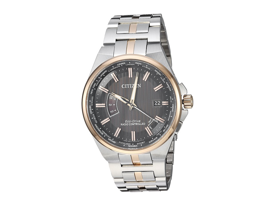 Citizen Watches - CB0166-54H Eco-Drive (Two-Tone) Watches