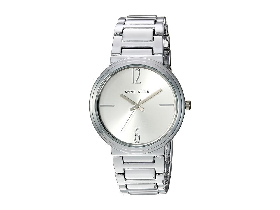 Anne Klein - AK-3169SVSV (Silver/Tone) Watches