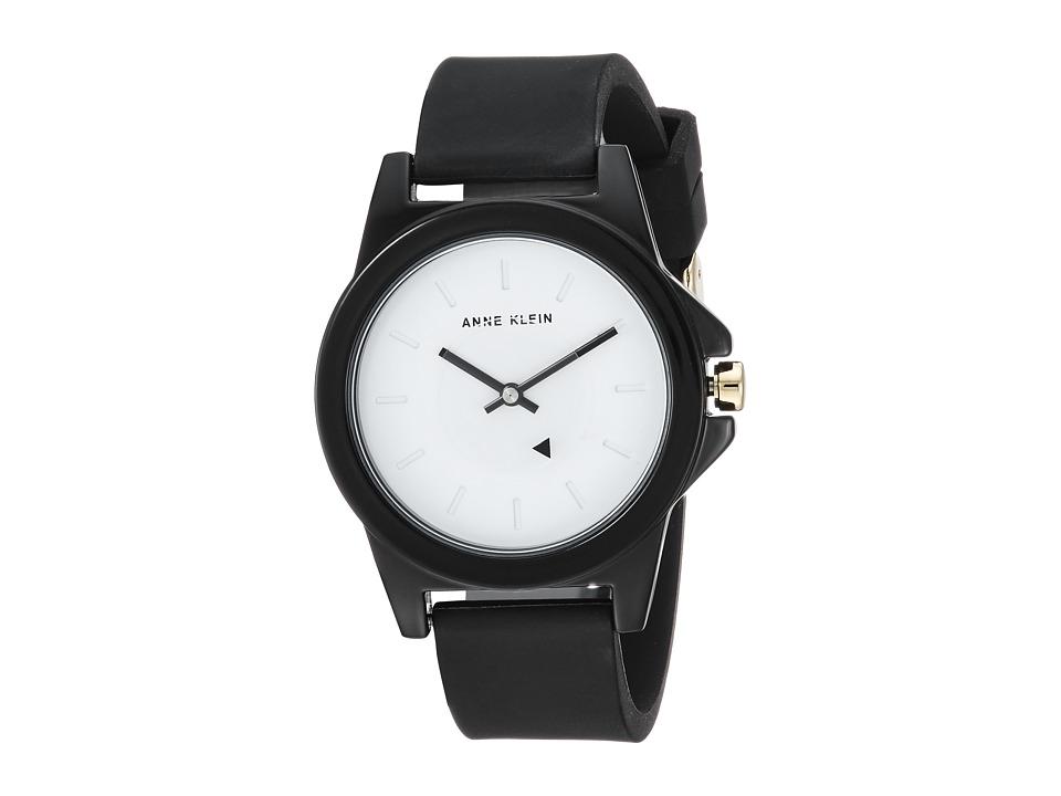 Anne Klein - AK-3206WTBK (Black) Watches