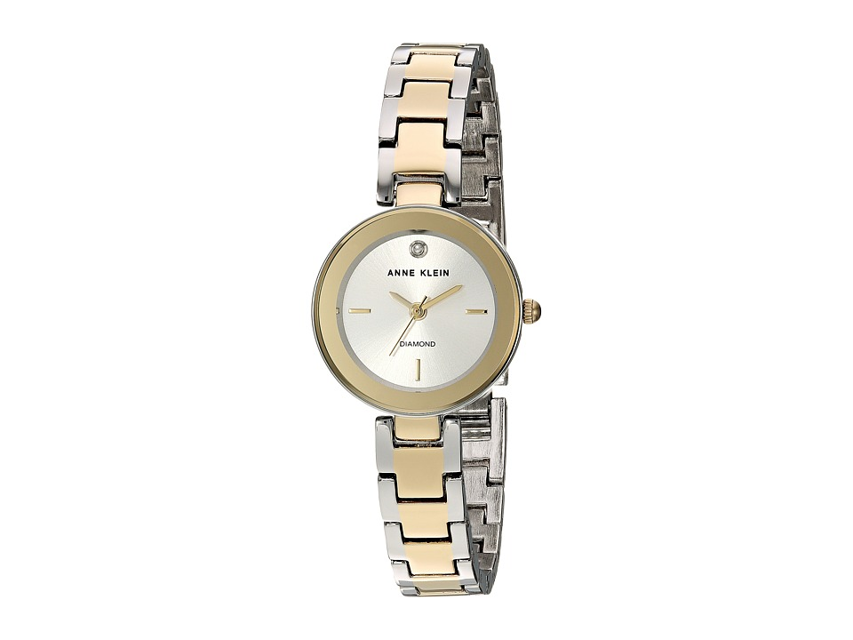 Anne Klein - AK-3151SVTT (Two-Tone) Watches
