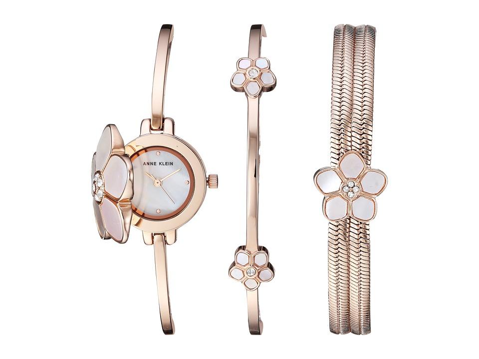 Anne Klein AK-3174RGST (Rose Gold/Tone) Watches
