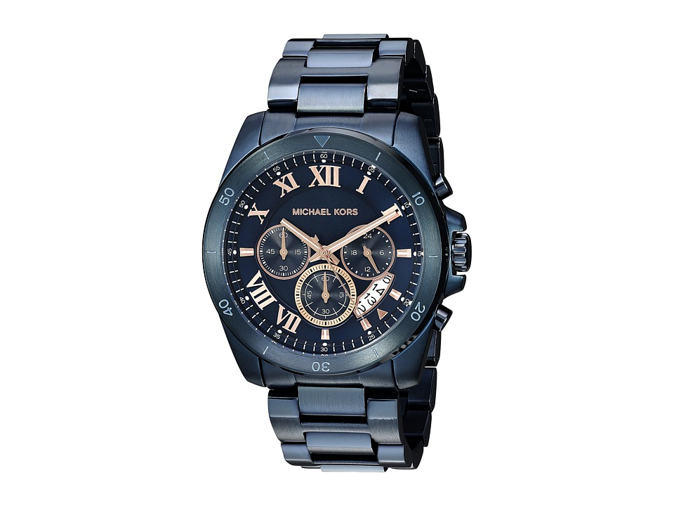 Michael Kors MK8610 - Brecken (Blue) Watches