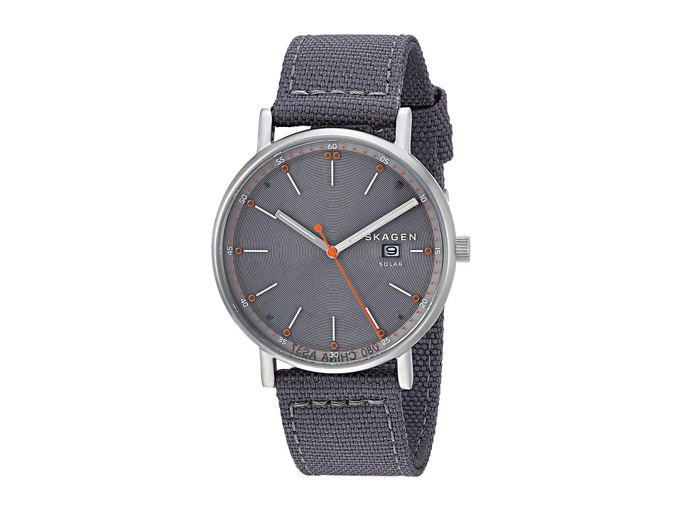 Skagen Signatur - SKW6452 (Gray) Watches