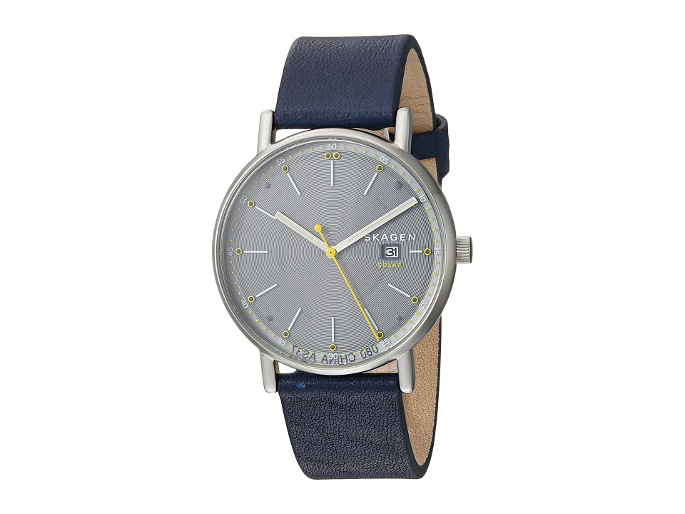 Skagen Signatur - SKW6451 (Blue) Watches