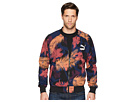 PUMA Summer Tropical Varsity Jacket AOP