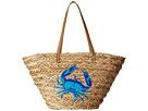 Echo Design Under The Sea Straw Bag