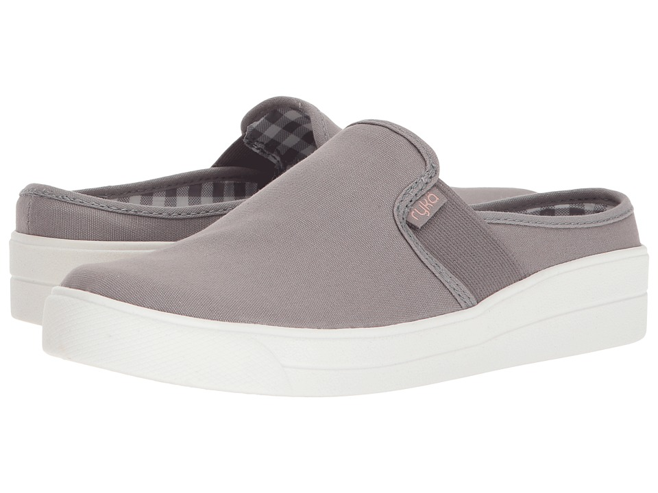 Ryka Valerie (Frost Grey/White) Women's Shoes