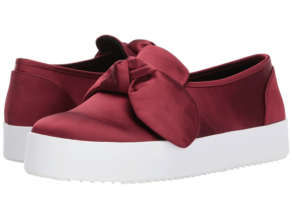 Rebecca Minkoff Stacey Sneaker (Cranberry) Slip-On Shoes