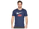 Nike USA Dry Tee Slub Preseason