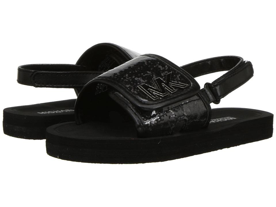 MICHAEL Michael Kors Kids - Eli Gear (Toddler) (Black) Girls Shoes