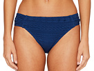 Bleu Rod Beattie Crochet Ole Side Tab Hipster Bikini Bottom