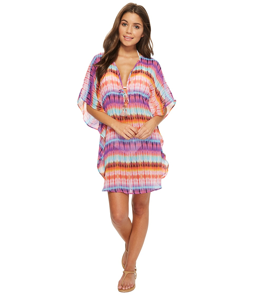 Bleu Rod Beattie Dream Weavers Caftan Cover-Up RBDW18801-980