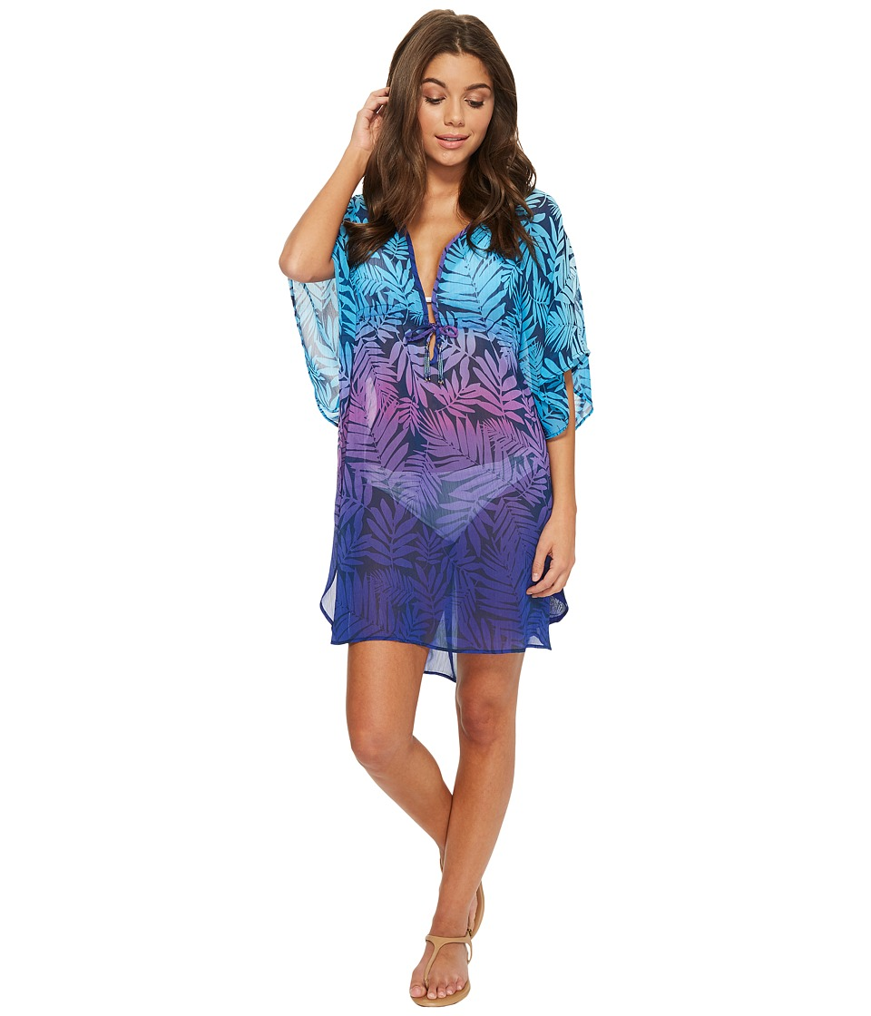 Bleu Rod Beattie Island Heat Caftan Cover-Up RBHT18864-430