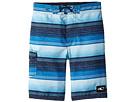 O'Neill Kids Santa Cruz Stripe Boardshorts (Toddler/Little Kids)