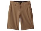 O'Neill Kids O'Neill Kids Loaded Solid Hybrid Shorts (Big Kids)