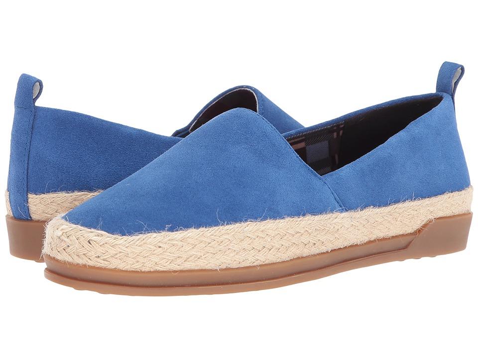 Blondo Bailey Waterproof (Blue Suede) Women
