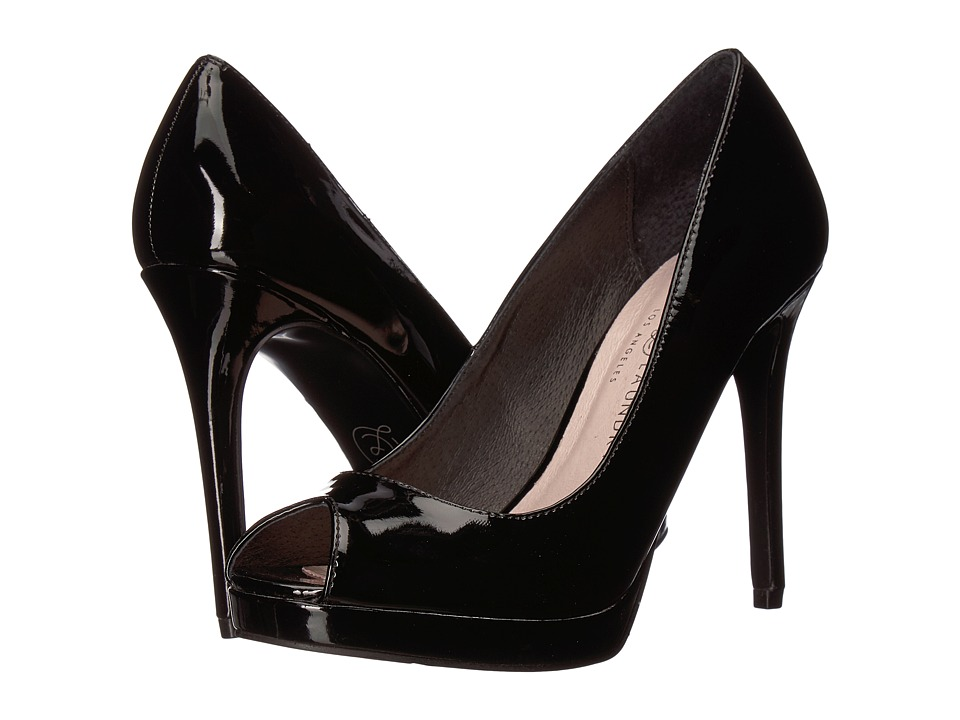 Chinese Laundry - Fia Pump (Black Patent) High Heels