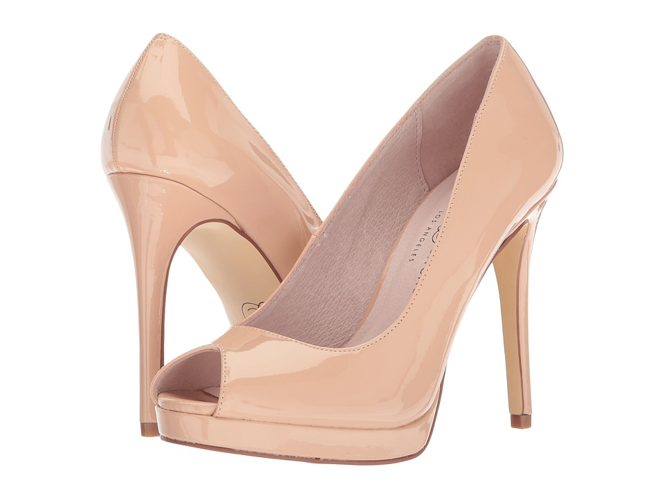 Chinese Laundry Fia Pump (Blush Nude Patent) High Heels