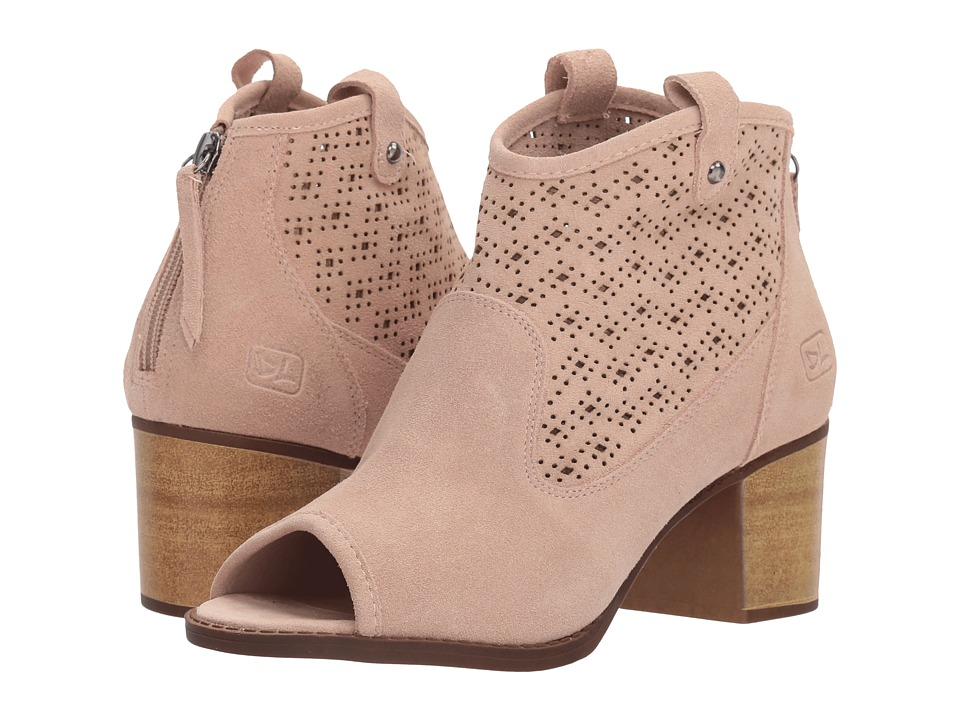 Dirty Laundry Trixie (Vintage Rose Split Suede) Women