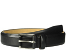 Cole Haan 32mm Smooth Strap Belt w/ Leather Wrapped Buckle
