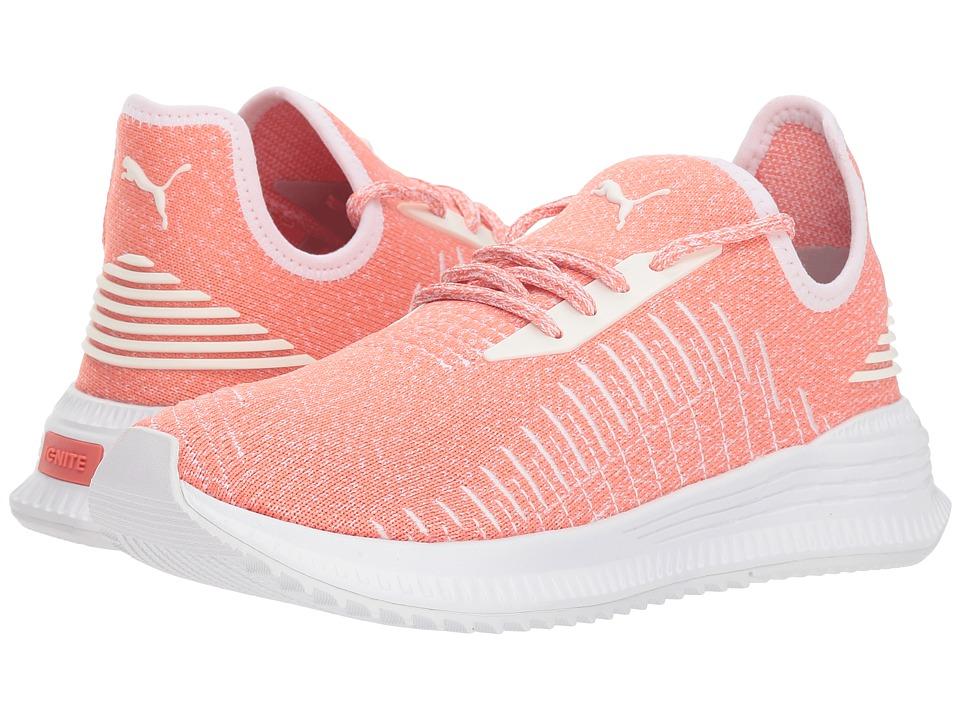 PUMA Avid evoKNIT (Shell Pink/Puma White)