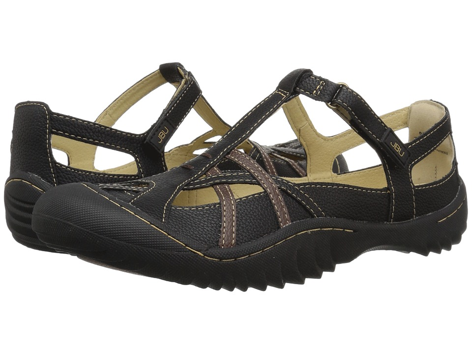 JBU Dune Encore (Black Earth) Women's Shoes
