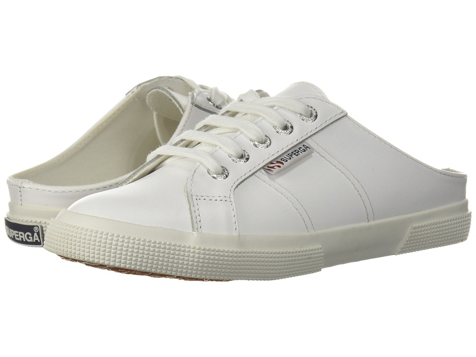 Superga - 2288 Fglw (White) Womens Shoes