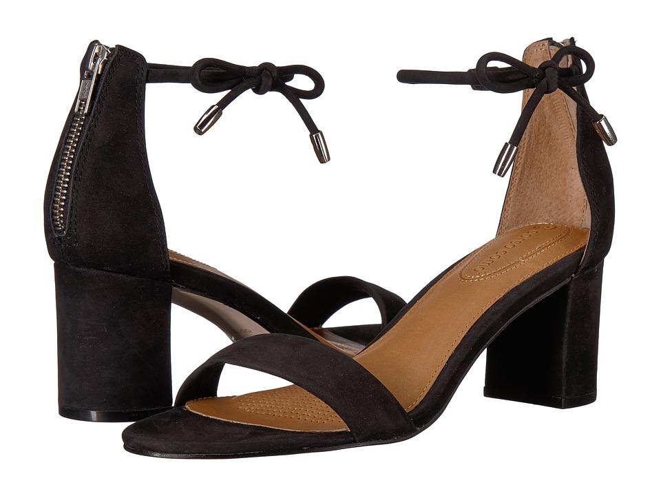 CC Corso Como - Celebrayt (Black Soft Nubuck) High Heels