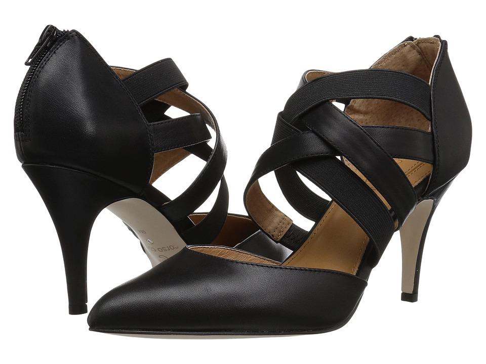 CC Corso Como - Crystall (Black Soft Vacuum) High Heels