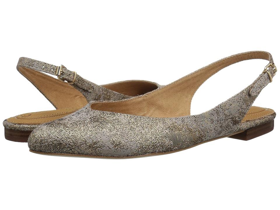 CC Corso Como Jackey (Rose Metallic Brocade) Sandals