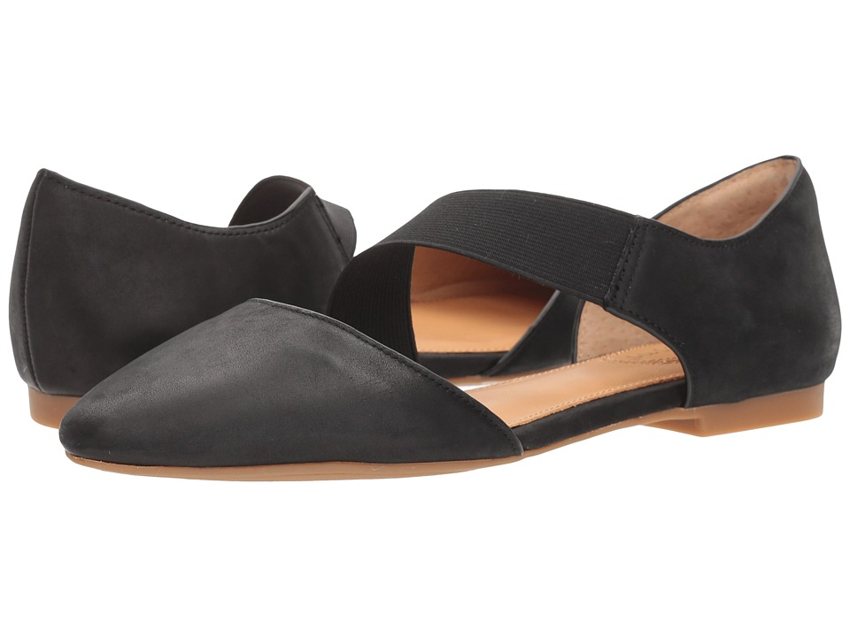 CC Corso Como - Blaine (Black Alphard Leather) Womens Flat Shoes