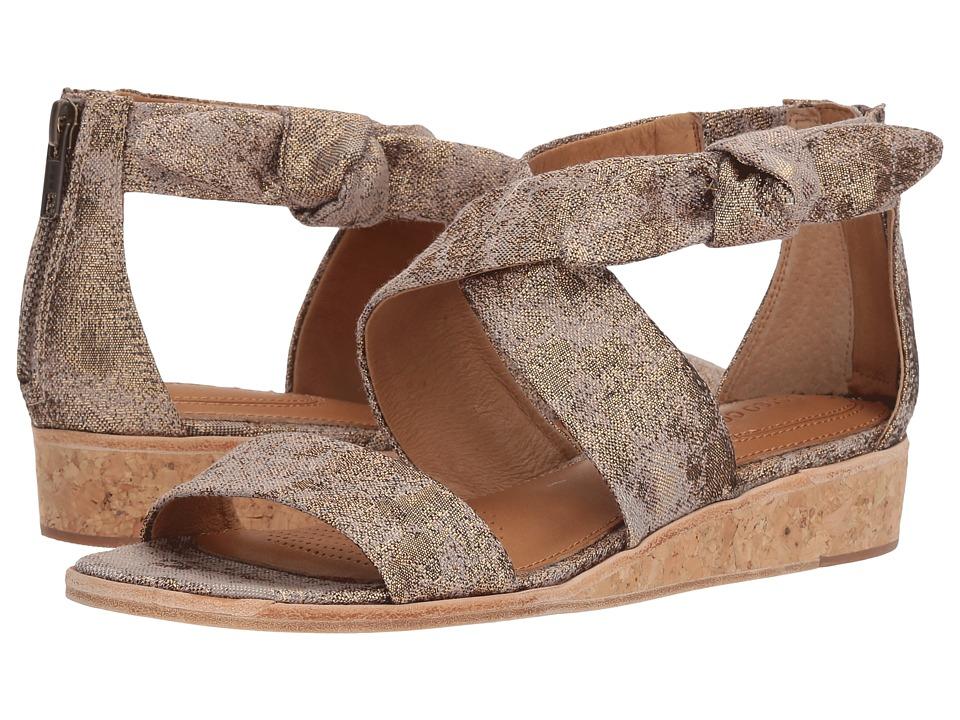 CC Corso Como Rasque (Rose Metallic Brocade) Women's Dress Sandals