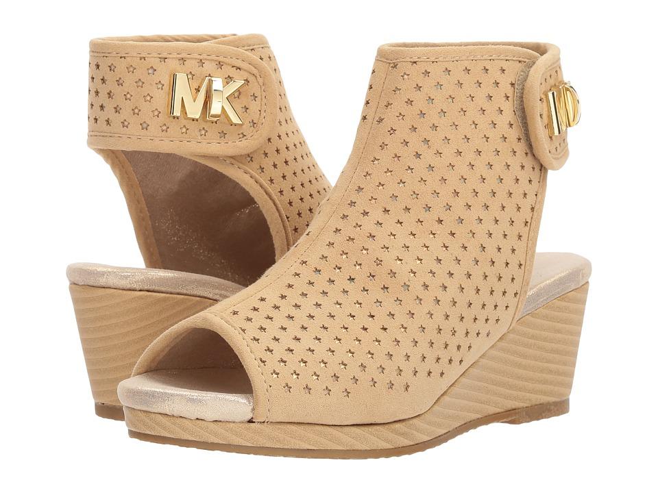 MICHAEL Michael Kors Kids - Cate Foe (Little Kid/Big Kid) (Cognac) Girls Shoes