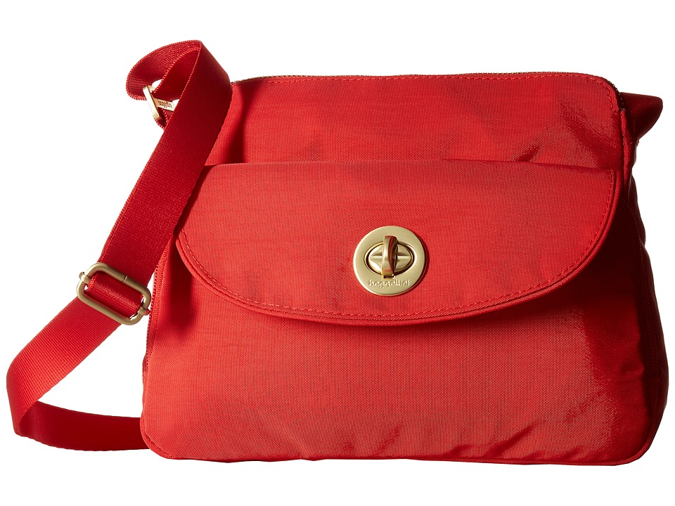 Baggallini - Provence Crossbody (Hibiscus) Cross Body Handbags