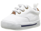 Baby Deer Soft Sole Lace-Up Sneaker (Infant)