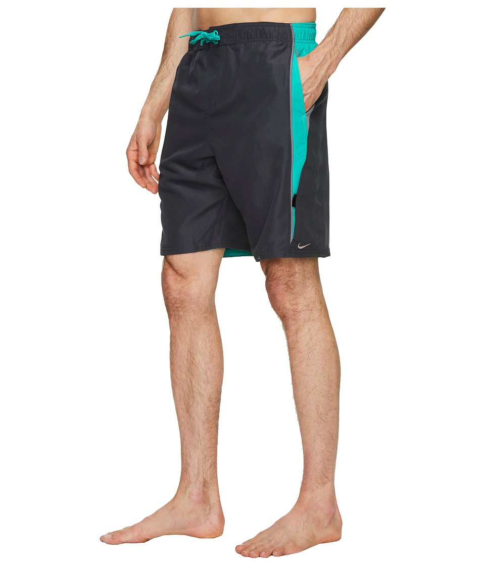 Nike Contend 9 Volley Shorts (Anthracite) Men