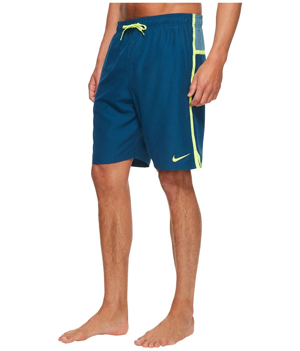 Nike Diverge 9 Volley Shorts (Blue Force) Men