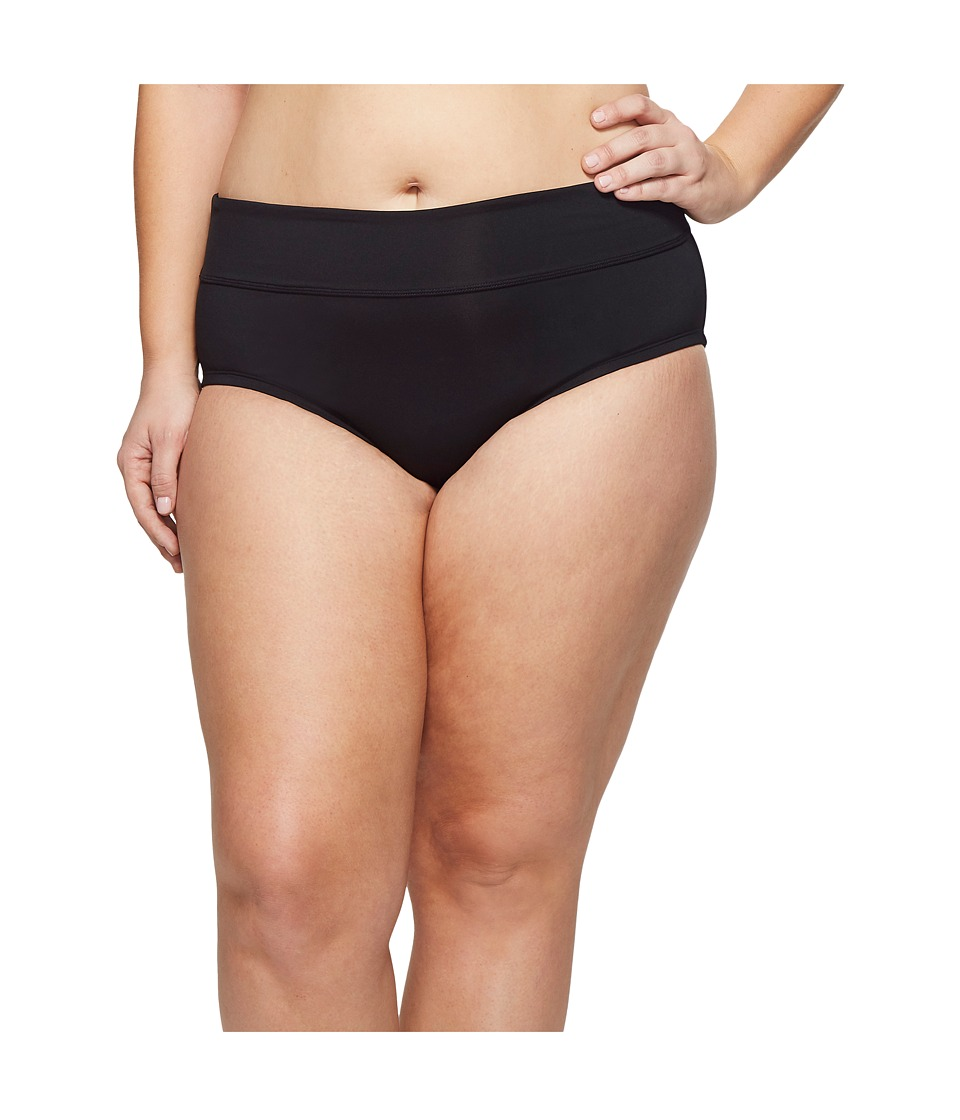 Nike Plus Size Full Bottom (Black)