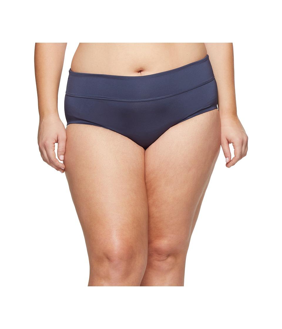 Nike Plus Size Full Bottom (Thunder Blue) Women