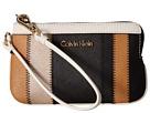 Calvin Klein Saffiano Wristlet Item