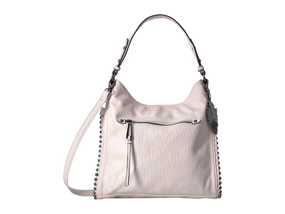 Jessica Simpson - Camile Crossbody Hobo (Gardenia) Hobo Handbags