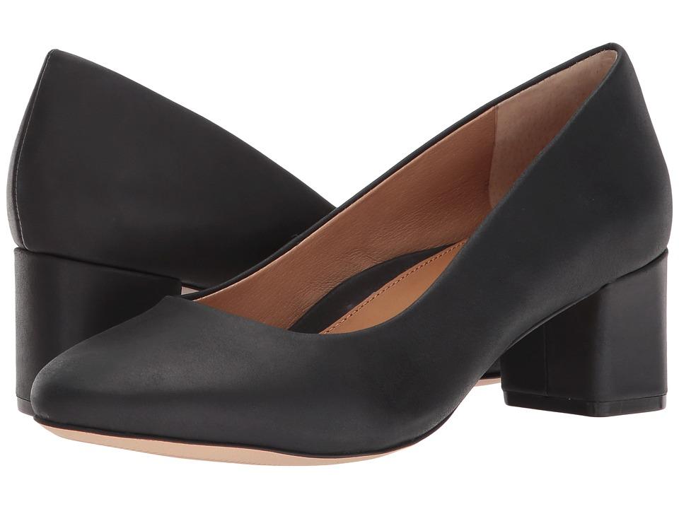 CC Corso Como Gwynn (Black Tulum Leather) High Heels